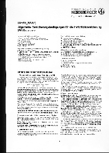 AHB FHV Nurnberger KOMPLETT