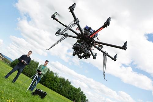 Gewerbliche Drohnenversicherung